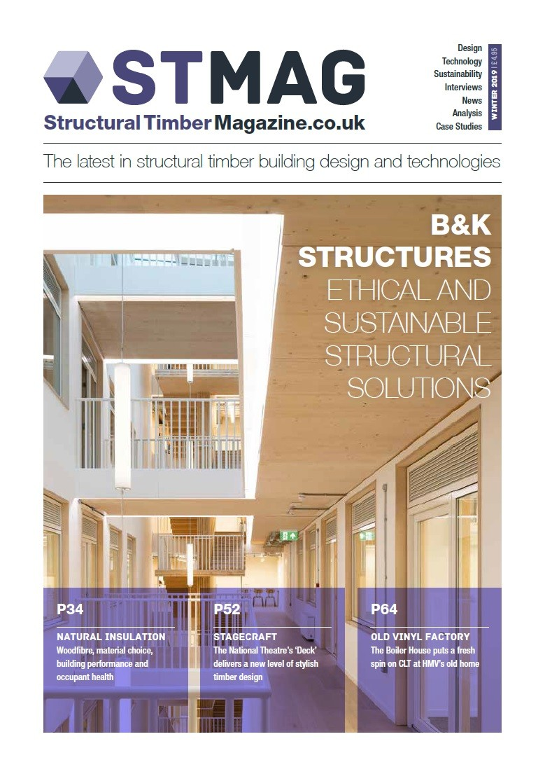Structural Timber Magazine - Issue 18 Winter