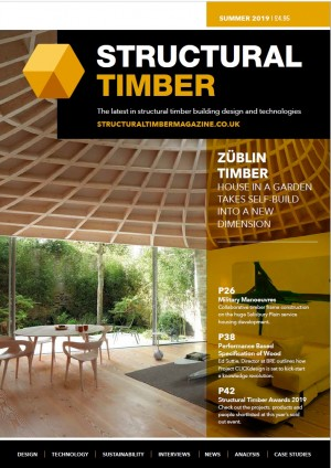 Structural Timber Magazine - Issue 20 Summer