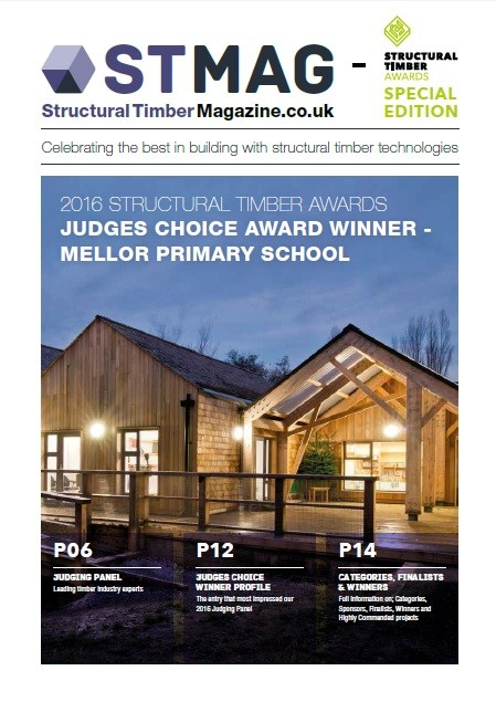 Structural Timber Awards 2016 Special Edition